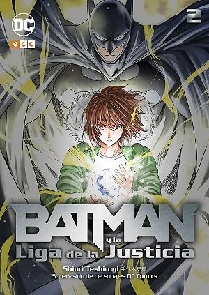 Batman y la Liga de la Justicia vol. 02