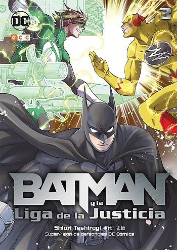 Batman y la Liga de la Justicia vol. 03