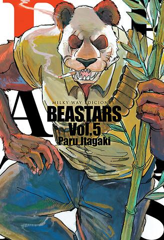 Beastars, Vol. 5