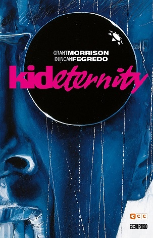 Biblioteca Grant Morrison – Kid Eternity