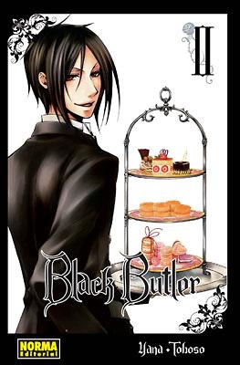 Black Butler nº 2