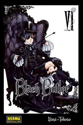 Black butler nº 6