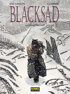 Blacksad nº 2 Artic nation