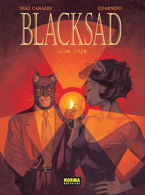 Blacksad nº 3 Alma roja