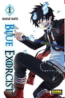 Blue Exorcist nº 1