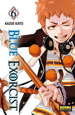 Blue Exorcist nº 6