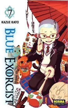 Blue Exorcist nº 7