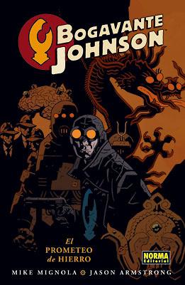 Bogavante Johnson nº 1 el prometeo de hierro