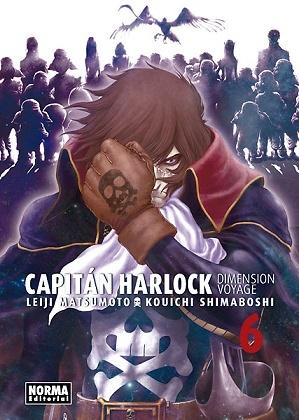 CAPITÁN HARLOCK. DIMENSION VOYAGE 6