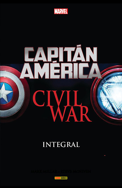 CAPITAN AMERICA CIVIL WAR (MARVEL INTEGRAL)