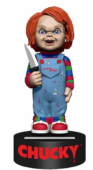 CHUCKY BODY KNOCKER FIGURA 16.5 CM CHUCKY
