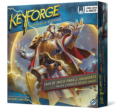 Caja de inicio de KeyForge la Edad de la Ascensión