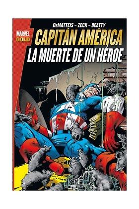 Capitan America La muerte de un heroe