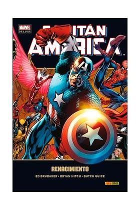 Capitan America nº 10 Renacimiento