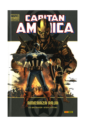 Capitan America nº 3: Amenaza roja