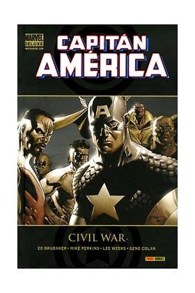 Capitan America nº 4: Civil War