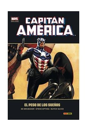Capitan America nº 6 El peso de los sueños