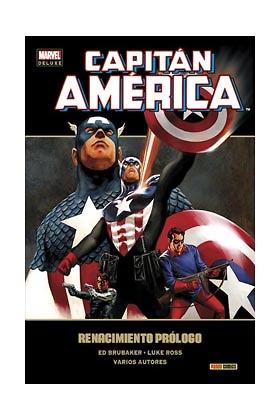 Capitan America nº 9 Renacimiento prologo
