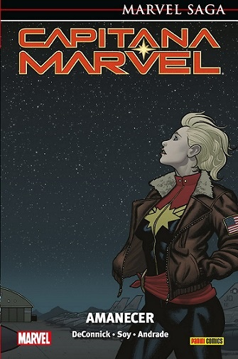 Capitana Marvel 2 Amanecer
