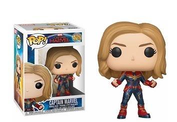 Captain Marvel POP! Marvel Vinyl Captain Marvel