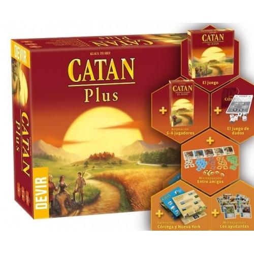 Catan Plus Edicion 2019