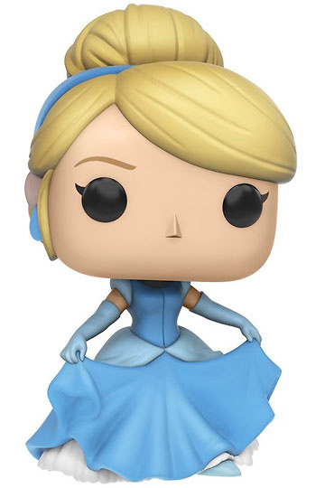 Cenicienta POP! Vinyl Figura Cinderella (Gown) 9 cm