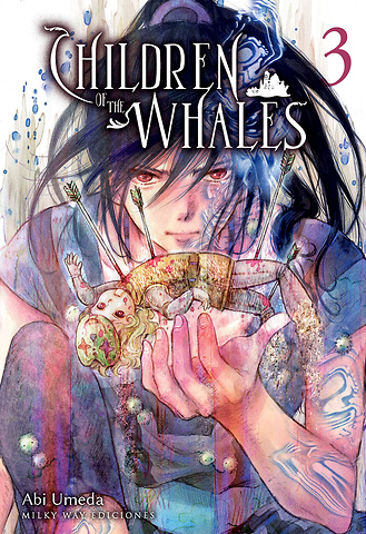 Children of the Whales, Vol. 3