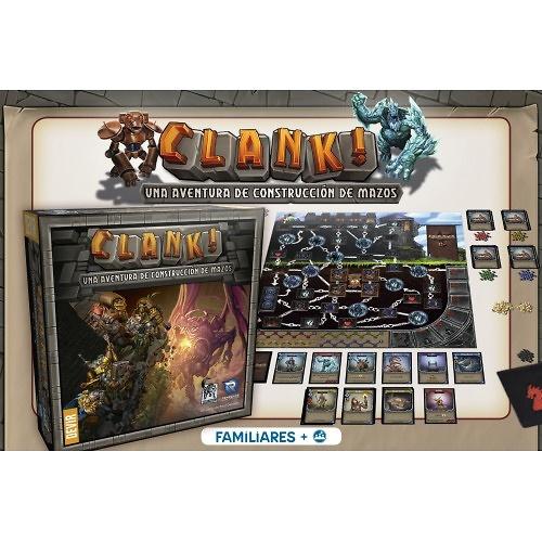 Clank! (castellano)