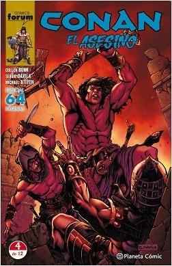 Conan El asesino nº 04/12