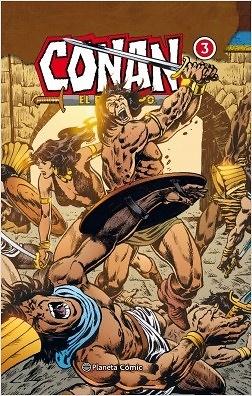 Conan El bárbaro (Integral) nº 03/10