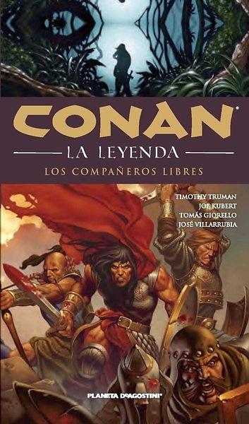 Conan La Leyenda nº 9 HC