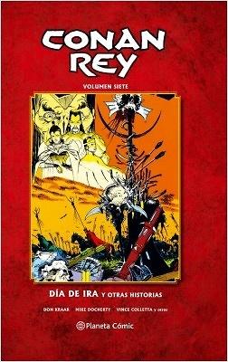 Conan Rey nº 07/11