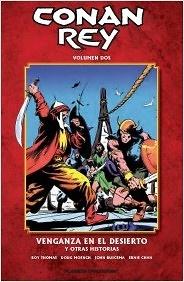 Conan Rey nº 2 Venganza en el desierto y otras historias