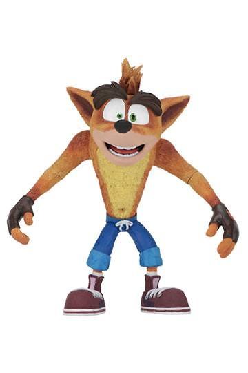 Crash Bandicoot Figura Crash Bandicoot 14 cm