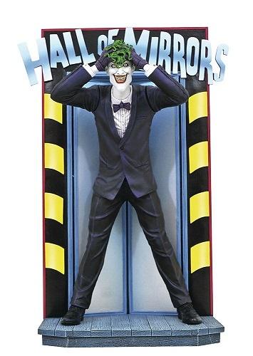 DC Comic Gallery Diorama Joker The Killing Joke 25 cm