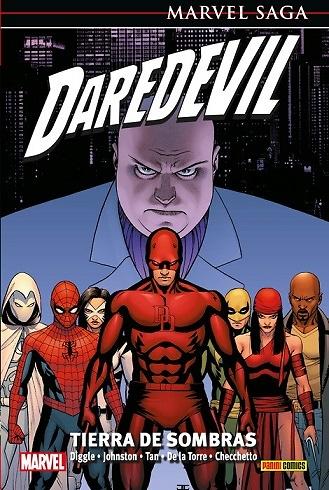 Daredevil 23 Tierra de sombras