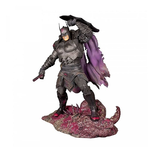 Dark Nights Metal DC Comic Gallery Estatua Batman Exclusive 23 cm