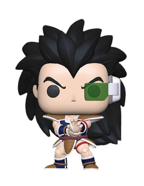 Dragon Ball Z Figura POP! Animation Vinyl Radditz 9 cm