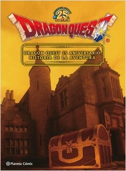 Dragon Quest 25 aniversario historia de la aventura