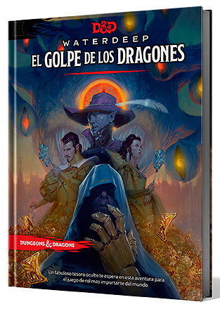 Dungeons and Dragons Waterdeep El Golpe de los Dragones
