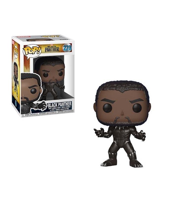 Funko POP! 273 Black Panther - Merchandising/Figuras, SUPERHEROES ...