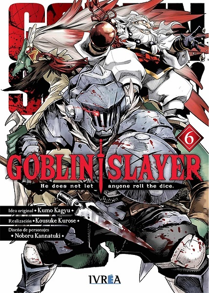 GOBLIN SLAYER 06