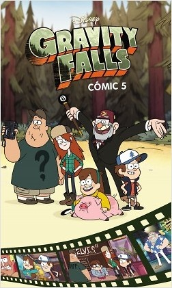 Gravity Falls nº 05/05