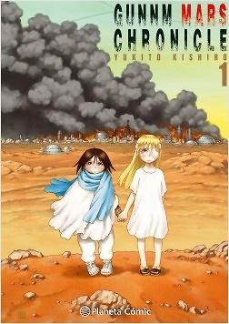 Gunnm Mars Chronicle nº 01