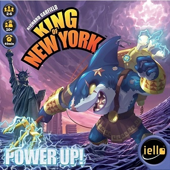 King of New York Power Up