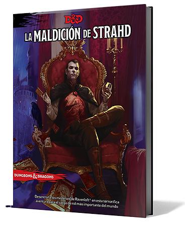 La Maldición de Strahd Dungeons & Dragons