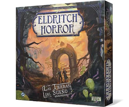 Las Tierras del Sueño Eldritch Horror