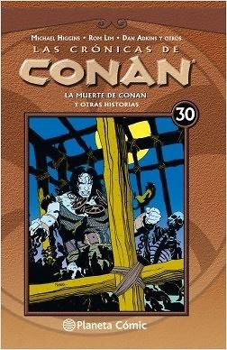 Las crónicas de Conan nº 30/34