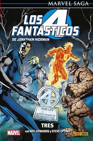 Los 4 Fantásticos de Jonathan Hickman 3