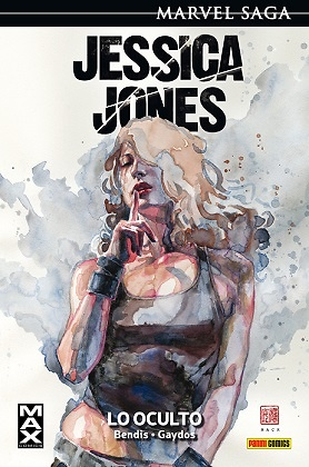 Marvel Saga nº 8 Jessica Jones nº 3 Lo oculto